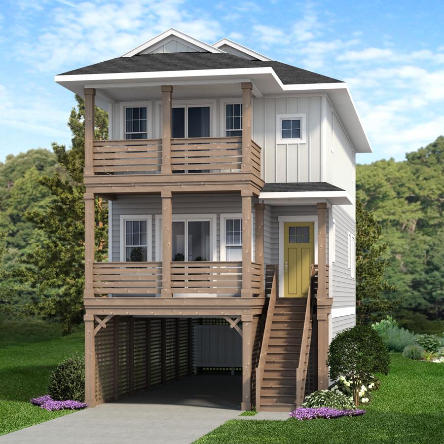 Home Under Contract 101 Lexie Lane - Kill Devil Hills, Colington