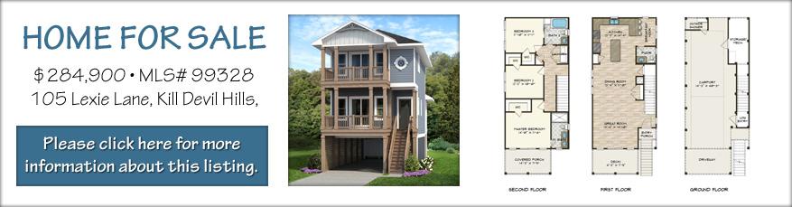 kill devil hills new homes for sale Dream Builders